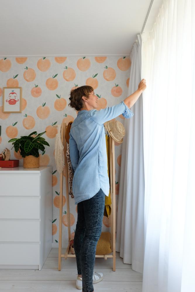 als interieurontwerper voor mijn eigen interieurontwerpstudio huisgeluk kom ik dagelijks in contact met de mooiste stoffen en materialen voor je huis